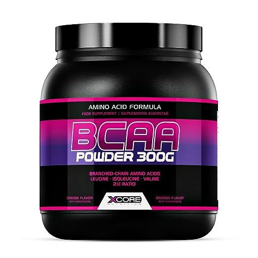 3 opinioni per Xcore Nutrition BCAA Powder 300g: Integratore Insapore con Formula Premium di