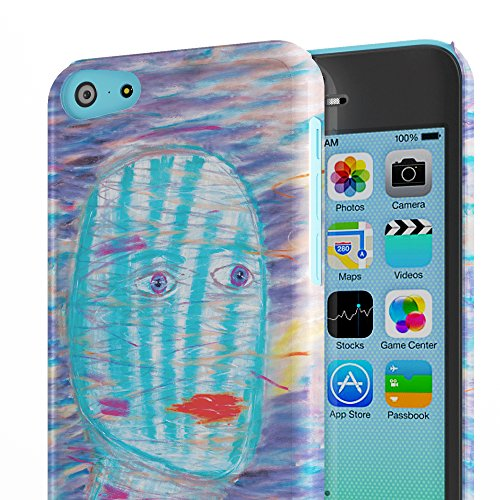Koveru Back Cover Case for Apple iPhone 5C - Man in cage of dreams