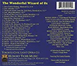 The Wonderful Wizard of Oz - Toronto Cast Recording