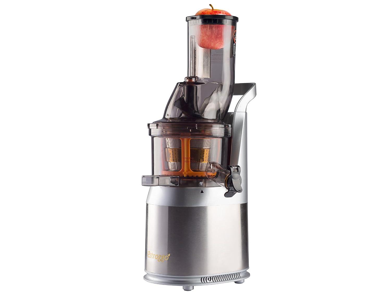 estraggo Easy Extractor de zumo vivo (blanco): Amazon.es: Hogar