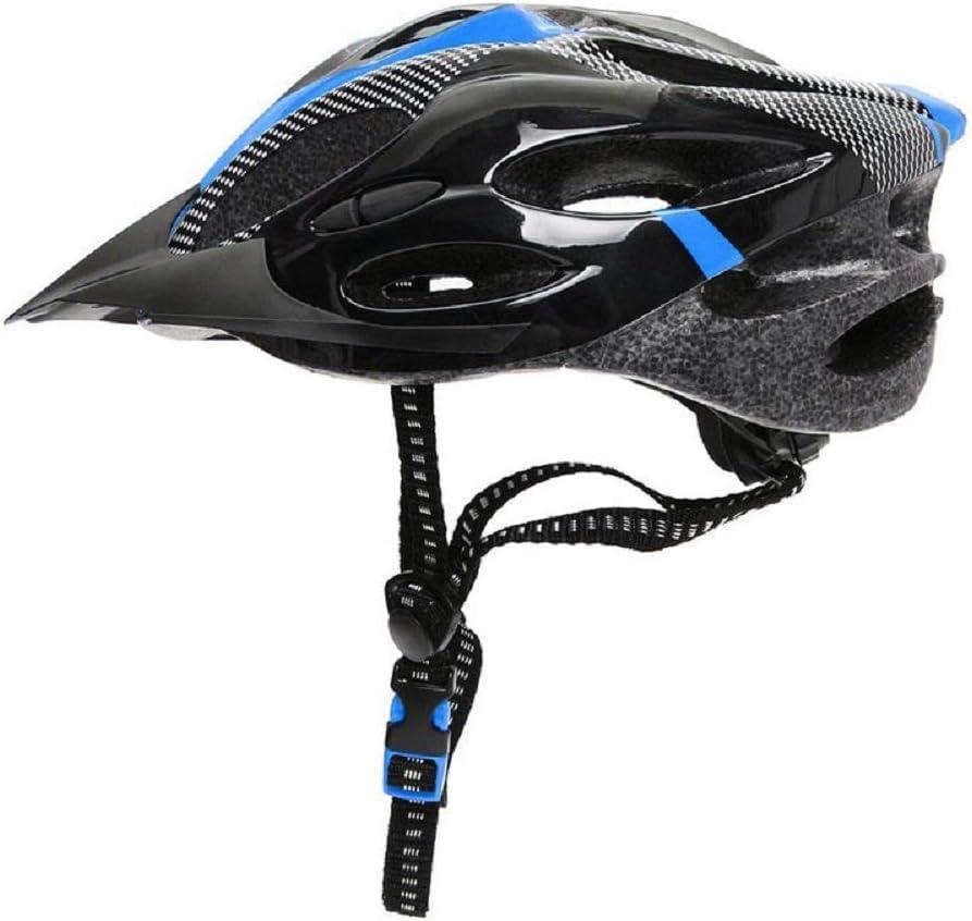 Dingdon Fahrradhelm Unisex entworfen f/ür die Sicherheit der Benutzer 21 Bel/üftungen Schutzvisier f/ür Radsport verstellbar atmungsaktiv Erwachsene MTB und VTC