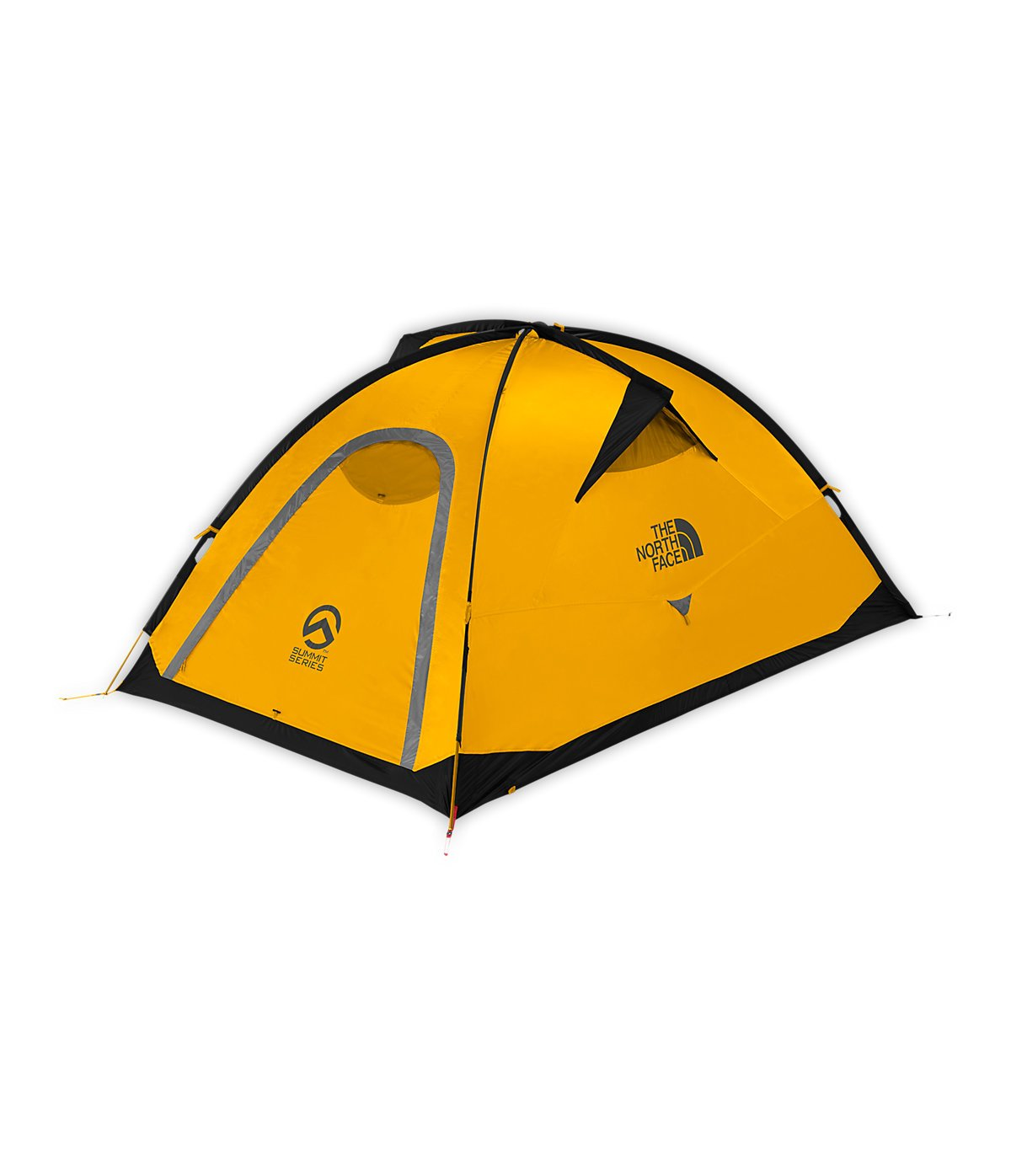 The North Face Erwachsene Accessoires für Zelte Assault 3, Summit Gold/Asphalt Grey, One size, 0888654619300