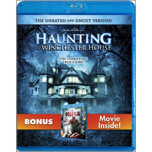 Haunting of Winchester House / I Am Omega [Blu-ray] Winchester House