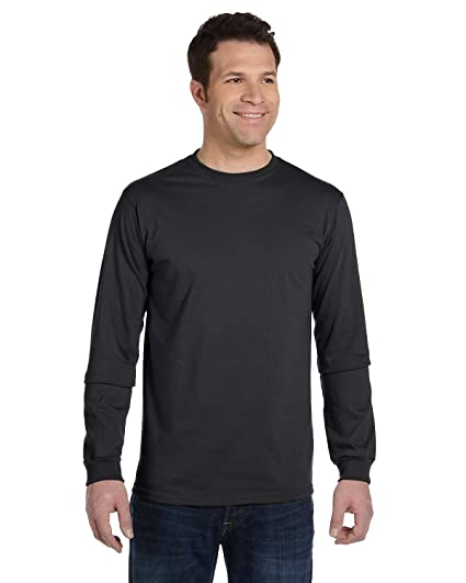 002c8e1bf8e2 econscious EC1500 Men's 5.5 oz, 100% Organic Cotton Classic Long-Sleeve T-