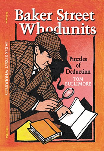 Baker Street Whodunits: Puzzles of Deduction PDF