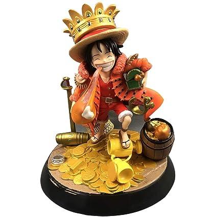 Amazon Com Siyushop One Piece Monkey D Luffy Pvc Figure