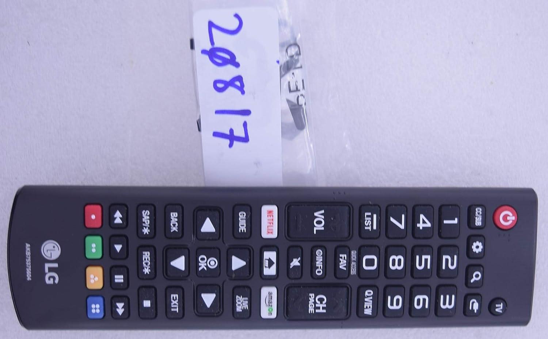 Mando a Distancia LGE 43UK6300 43UK6300PUE AKB75375604 20817 ...