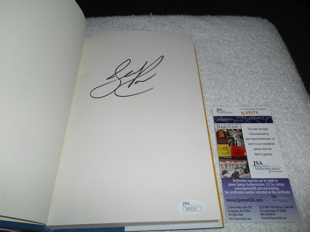 Jalen Rose Signed 1St Ed Book JSA Authentic #N49076 Got To Give The People What They Want Basketball Memorabilia