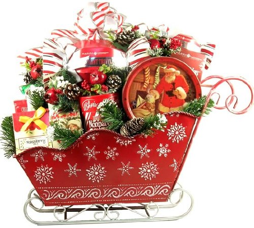 Best Holiday Wishes, Decadent Gourmet Treats