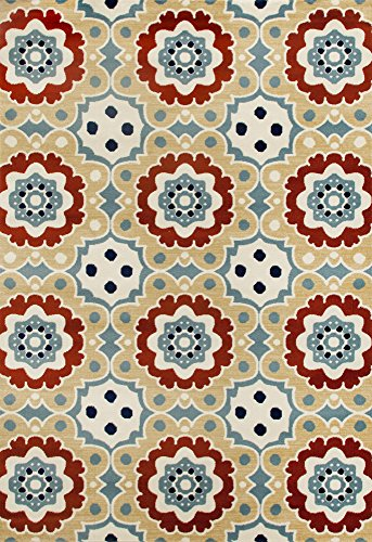 Art Carpet Northville Collection Roma Woven Indoor/Outdoo...