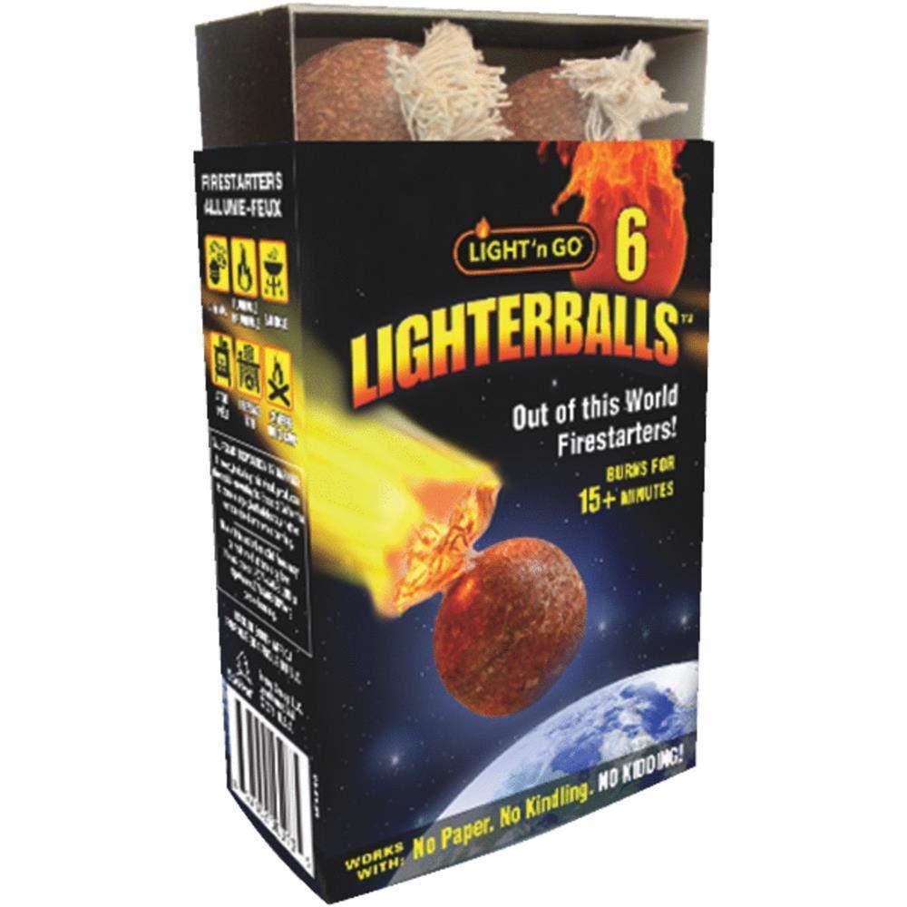 Essay Group Light N' Go Lighterballs 8-97162-00013-5 Unit: Box generic