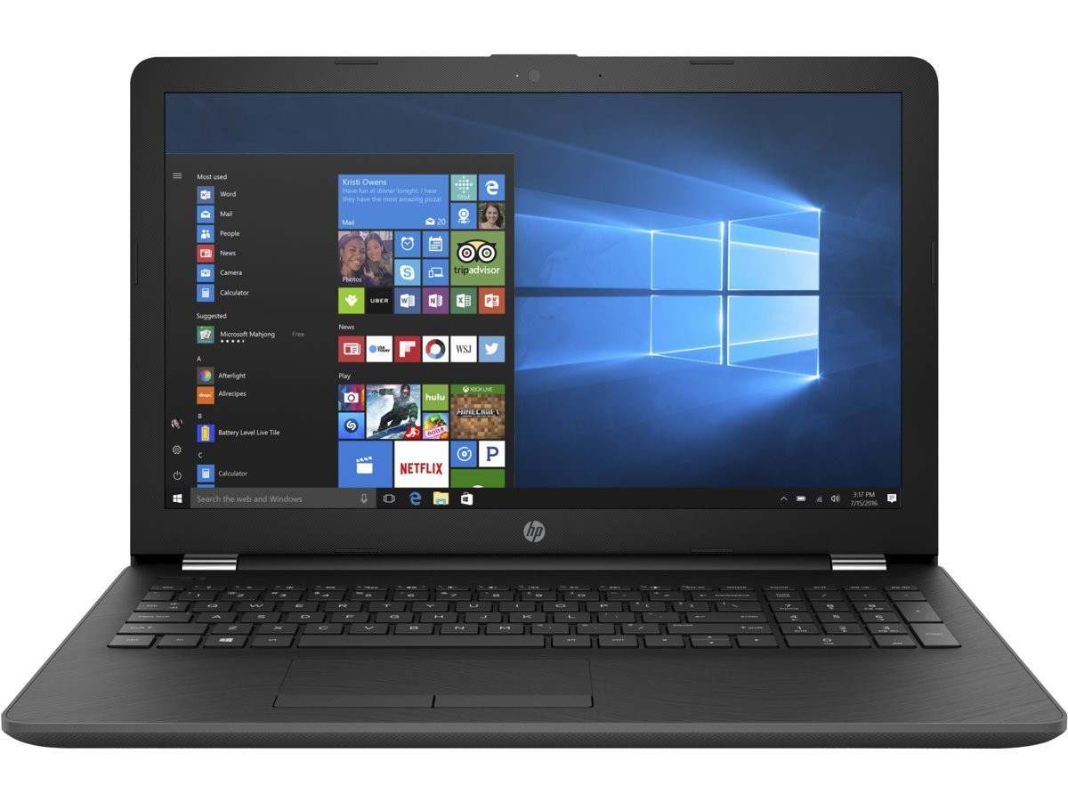 2018 HP 15.6'' Touch Screen, 8th Gen Intel Core i7-8550U, 8GB Memory, 256GB Solid State Drive, Windows 10 Home