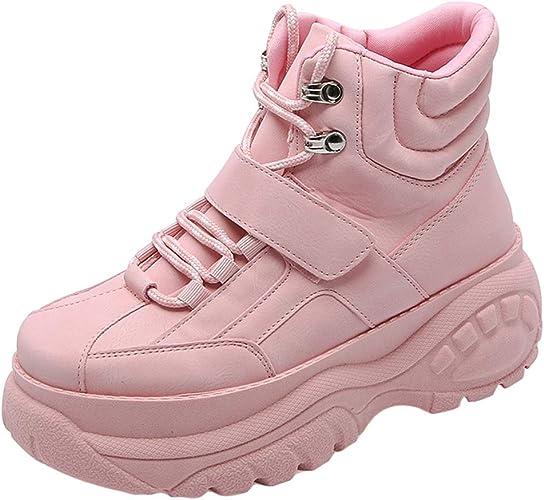 Kangcheng Zapatillas de Trail Running para Mujer Zapatillas de ...