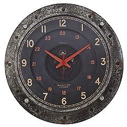 Pendulux Control Room Wall Clock
