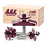 A.G.E. Series by Amana Tool MD508 Shaker Raised