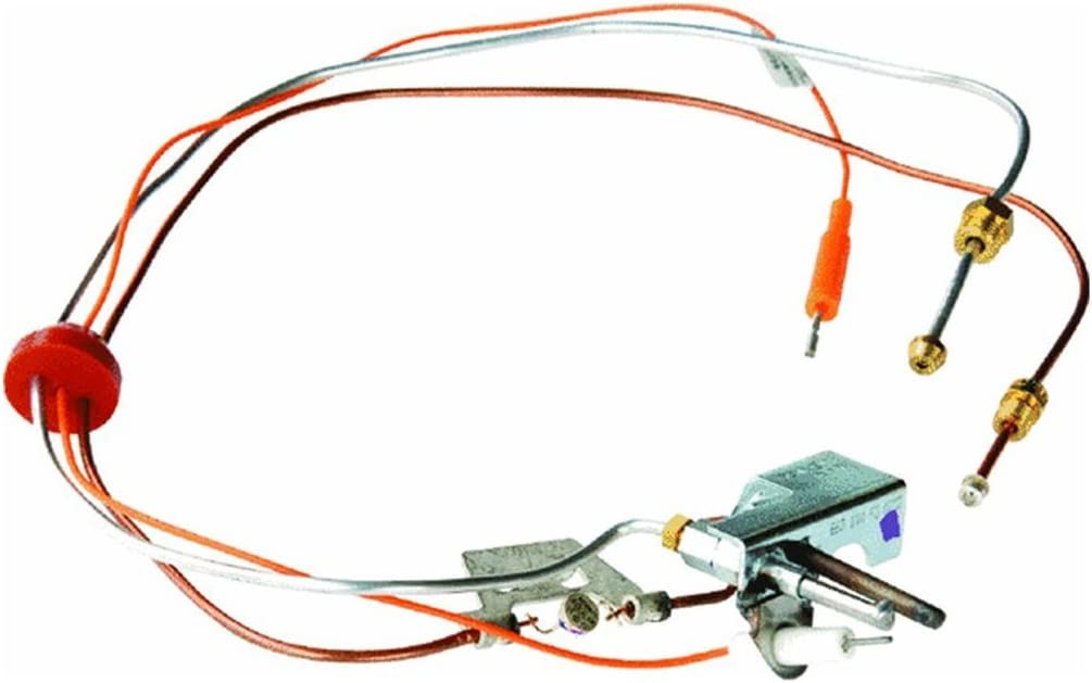 Reliance Products 9003543 Gas Pilot Assembly Propane Temperature Setting is 190 Deg
