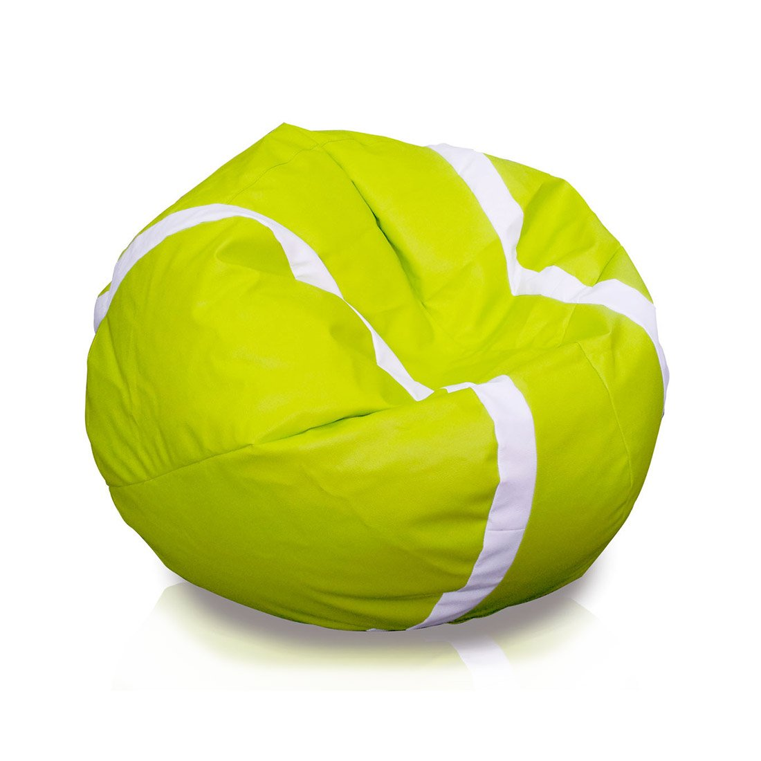 Turbo BeanBags Tennis Ball Style Bean Bag Chair, Large