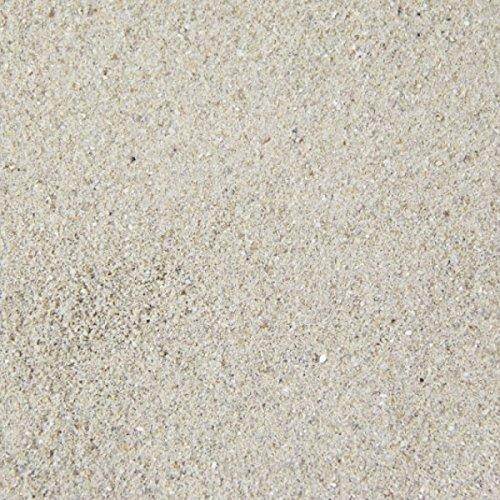 gesiebt frei von Schadstoffen Qualit/äts Quarzsand Hamann Spielsand Classic 75 kg Sack gewaschen