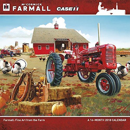 Download Farmall 2018 Wall Calendar pdf