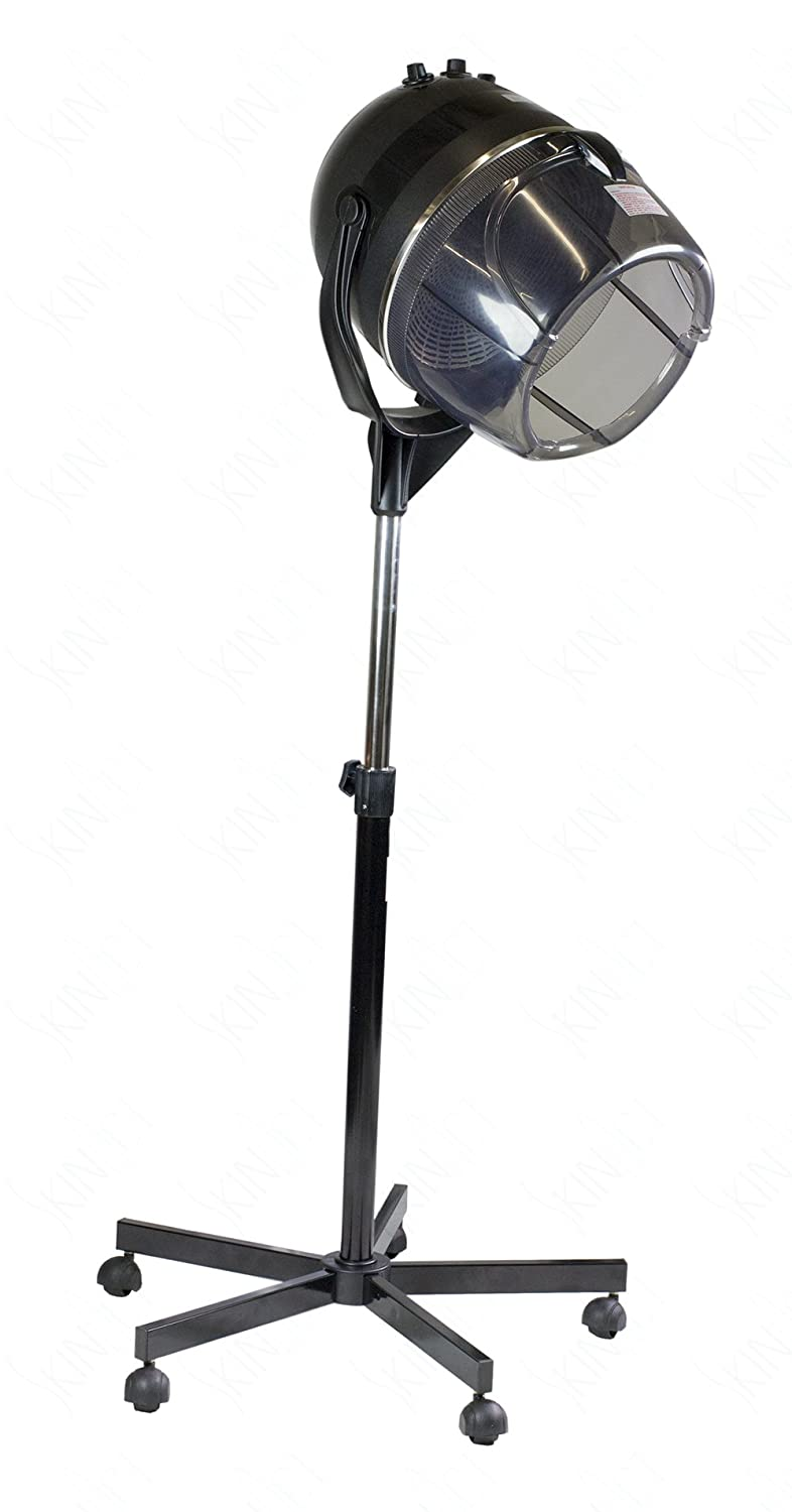 Portable Hair Dryer with Timer and Adjustable Height Elite Series By Skin Act