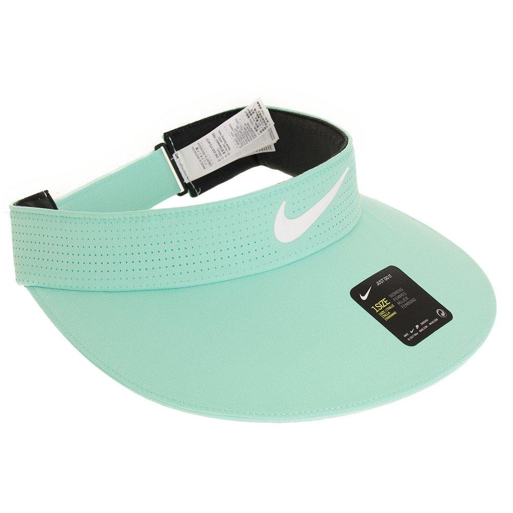 5c4480aa1180a Nike Women`s AeroBill Big Bill Golf Visor (Light Green(892758-342) White