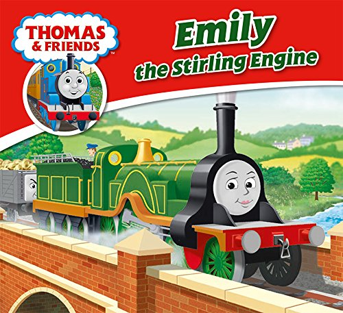 Emily the Stirling Engine (Thomas & Friends Engine Adventures)