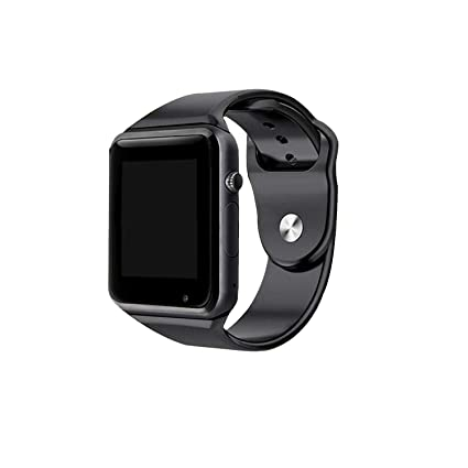 Amazon.com: Smartwatch A1 for Android Phones Support SIM TF ...