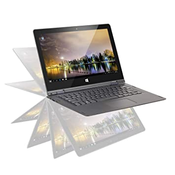 OYYU Computadoras portátiles con Pantalla táctil Windows Convertible FHD IPS con Pantalla táctil Windows 10 Business