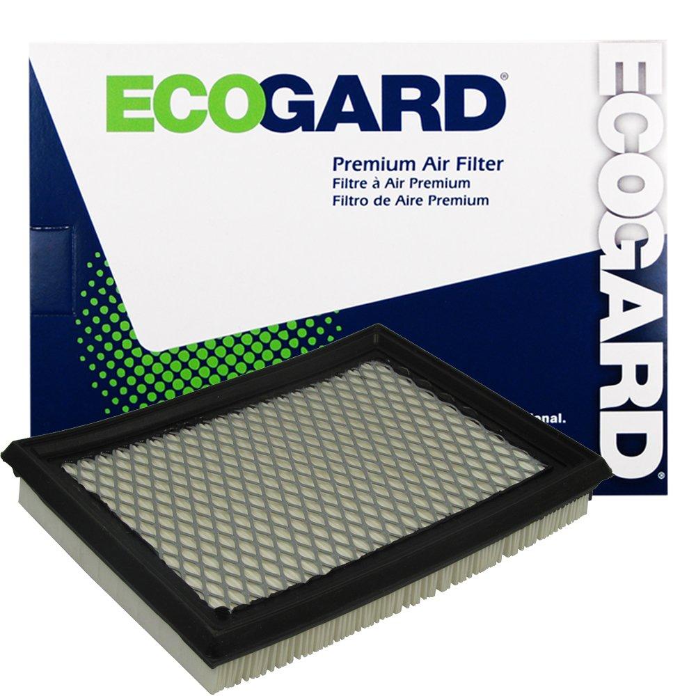 EcoGard XA5148 Premium Engine Air Filter Fits Honda Civic 1.6L 1996-2000, Civic del Sol 1.6L 1996-1997   Infiniti Q50 2…