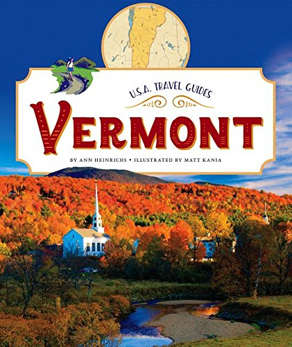 Vermont (U.S.A. Travel Guides)