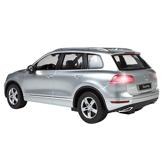 Rastar - Volkswagen Touareg, coche teledirigido, escala 1:14, color gris (ColorBaby 85020): Amazon.es: Juguetes y juegos