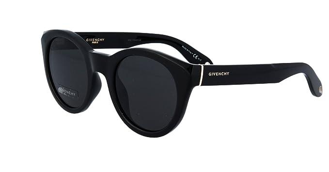 Givenchy Mujer GV 7003/S E5 D28 Gafas de sol, Negro (Shiny ...