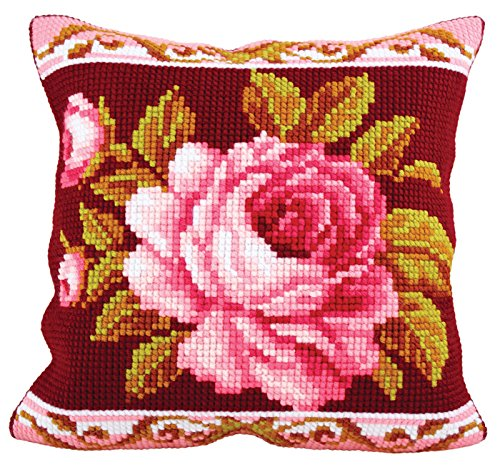 40 x 40 cm Collection dArt de Estilo romántico con Rosa 5 ...