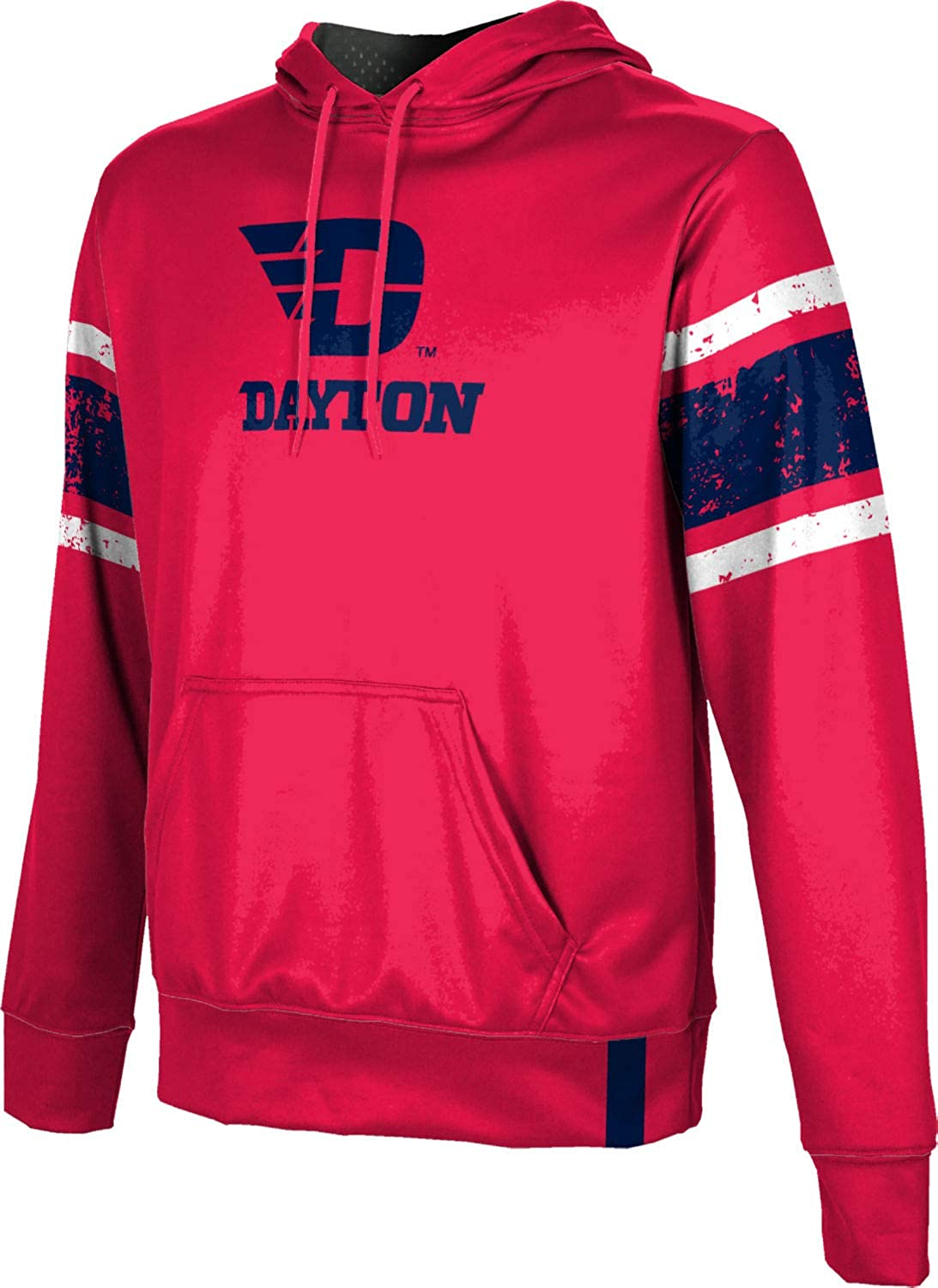 ProSphere University of Dayton Boys Pullover Hoodie End Zone