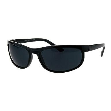 Amazon.com: Gafas de sol rectangulares ovaladas para hombre ...