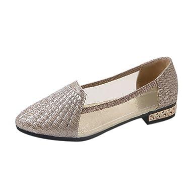 DENER Women Ladies Girls Flat Shoes 973f945ac75e