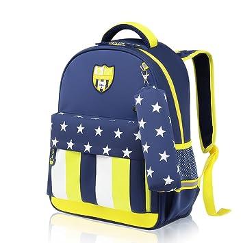 3fdab8f31c ADSRO Unisex Casual Daypack Fashion Pack Nylon Travel Hiking Backpacks  Primary school Backpack Teens Shoulder Book