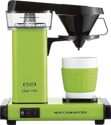 Amazoncom Moccamaster Coffee Maker Cup One Kb 300 Fg Fresh Green