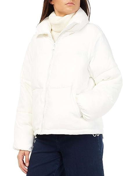 the latest bdc3f fc0c0 Gas 255672 Piumino Donna Bianco 44: Amazon.it: Abbigliamento