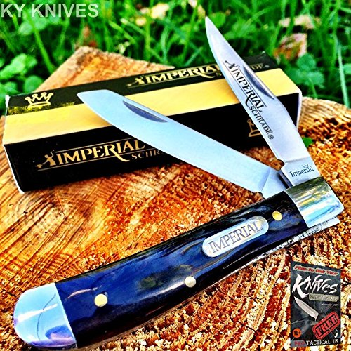 Imperial SCHRADE Black Marble 3 1/2