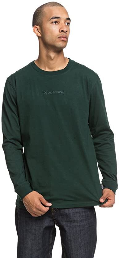 DC Shoes Craigburn - Camiseta de Manga Larga para Hombre EDYKT03412: Amazon.es: Ropa y accesorios