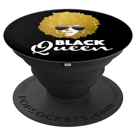 Amazon Black Queen Gift Black Lives Matter Melanin Afro Diva