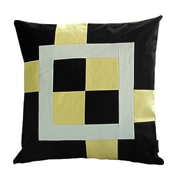 Amazon.com: [Tetris] hecho a mano lona almohada decorativa ...