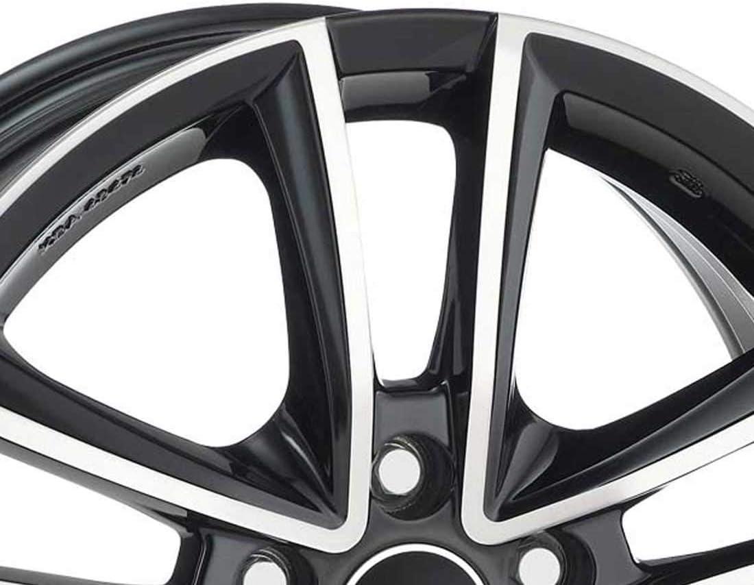 Autec Y6515455052111-6.5x15 ET45 5x108 Alloy Rims