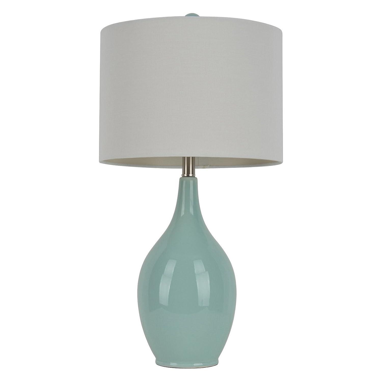 Decor Therapy Ceramic Table Lamp Amazon