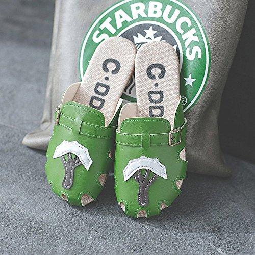 In Retr Sughero Pantofole XING GUANG qfEIOwxnY
