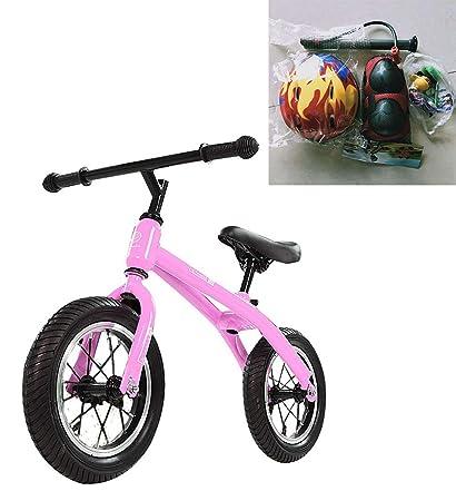 Amazon.com: Bicicleta infantil de equilibrio para niños de 2 ...