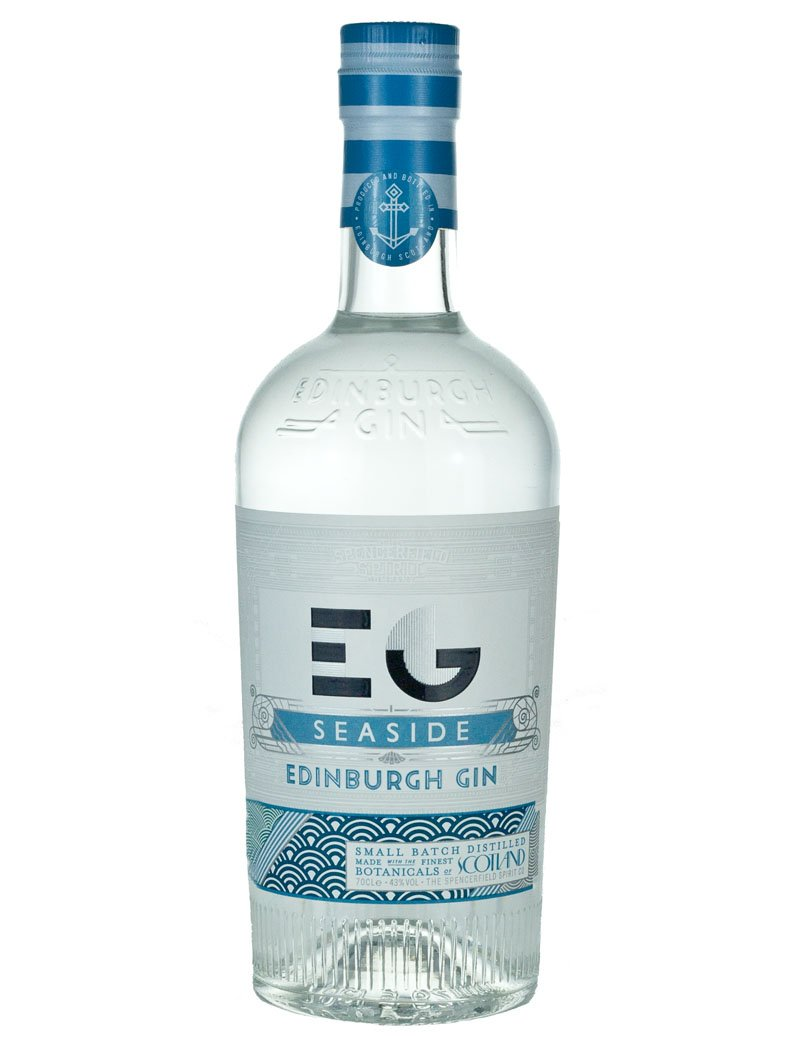 Edinburgh Seaside Gin, 70 cl: Amazon.co.uk: Grocery