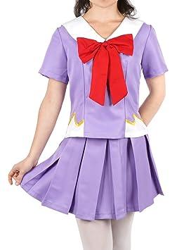 CoolChange Disfraz Cosplay de Yuno Gasai de Mirai Nikki, Talla: