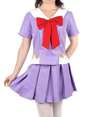 Coolchange Mirai Nikki Cosplay Kostüm Schuluniform Von Yuno Gasai